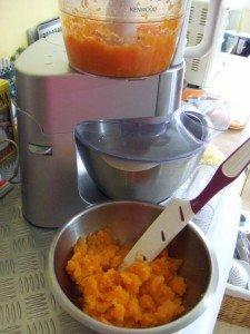 mixer butternut