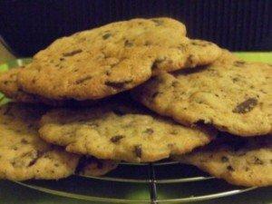 20150202 - cookies au chocolat - Et voilà