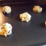 20150215 - cookies chocolat orange - cuisson