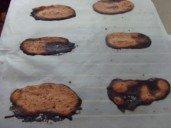20150220 - Verrine crabe patates douces agrumes - galette 5