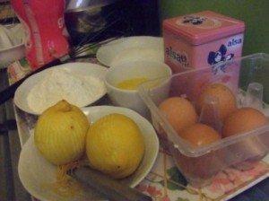 20150301 - Moelleux Citron - Ingrédients