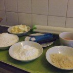 20150510 - Pâte sucrée - Ingrédients