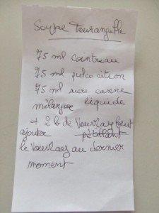 20150612 - Apéro - soupe tourangeille