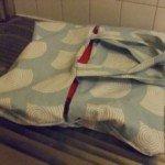 20150617 - Tarte rhubarde & amande - Transport 3