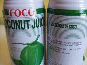 20150808 - Porc au caramel - Jus de coco