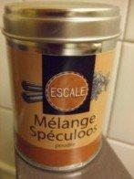20151008 - Conf figue & épices - Mélange spéculoos