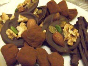 20151211 - Atelier chocolats - Et voilà !