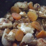 20160108- poulet abricots - Abricots