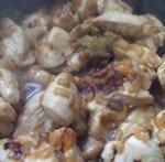 20160108- poulet abricots - Miel et épices