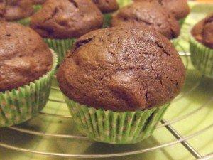 20160130 - Muffins chocolat noix - Et voilà !