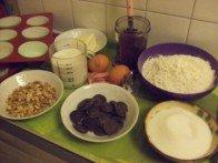 20160130 - Muffins chocolat noix - Ingrédients