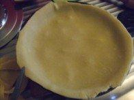 20160228 - Tatin blette Pastarou - étaler pâte