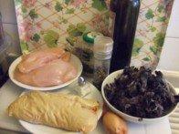 20160327 - Escalopes farcies au foie gras - Ingrédients