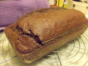 20160520 - Cake Choco-courgette - Et voilà !