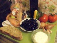 20160606 - Pintade olives noires - Ingrédients