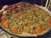 20160618 - Tarte abricot pistache - cuisson 2