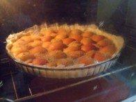 20160618 - Tarte abricot pistache - cuisson