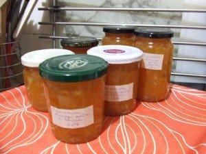 20170107 - Marmelade d'orange amère de Denise - Et voilà !